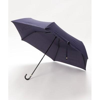 Maison de FLEUR / ロゴプリント折りたたみ傘 WOMEN ファッション雑貨 > 長傘