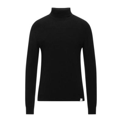 EXTE タートルネック  メンズファッション  トップス  トレーナー ブラック