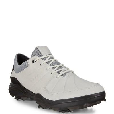 エコー メンズ スニーカー シューズ Men's Golf Strike 2.0 Shoes White