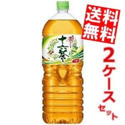 【送料無料】アサヒ 十六茶 2Lペットボトル 12本(6本×2ケース)[ブレンド茶][のしOK]big_dr