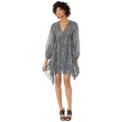 ザ・クープルス レディース ワンピース トップス Long Sleeve Mini Dress