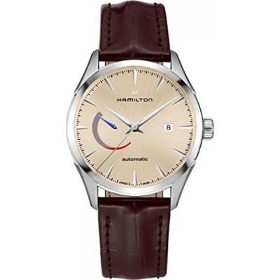 ハミルトン 腕時計 メンズウォッチ Hamilton Jazzmaster Power Reserve Automatic Mens Watch H32635521