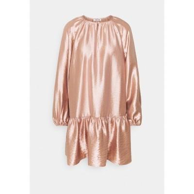 エディテッド ワンピース レディース トップス JANIYA DRESS - Day dress - ros