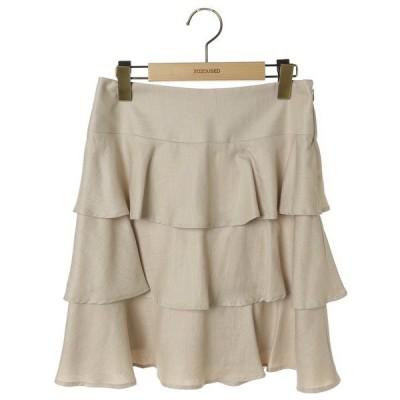スカート フリルスカート
