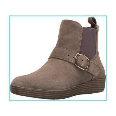 【新品】FitFlop Women's Boot Superbuckle, Desert Stone, 7.5 M US(並行輸入品)