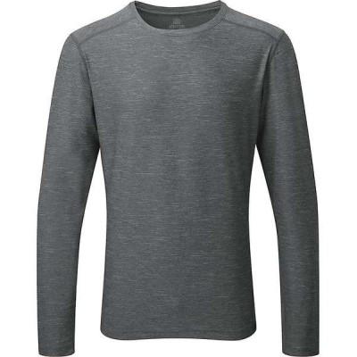 シャーパ メンズ Tシャツ トップス Sherpa Men's Rinchen LS Tee