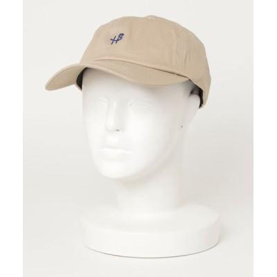 SHIPS / 【WEB限定】SHIPS: ワンポイント ロゴ エンブロイダリー キャップ MEN 帽子 > キャップ