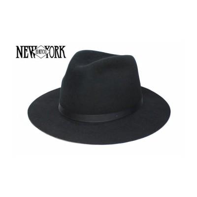 ニューヨークハット NEW YORK HAT CO. / #5305 HOMESTEAD ウール フェドラ ハット アメリカ製