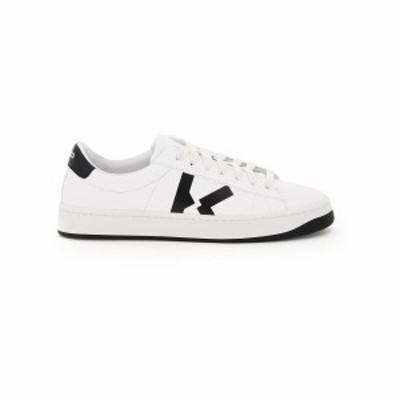 KENZO/ケンゾー Mixed colours Kenzo kenzo kourt leather sneakers レディース 秋冬2020 FA62SN170L50 ik