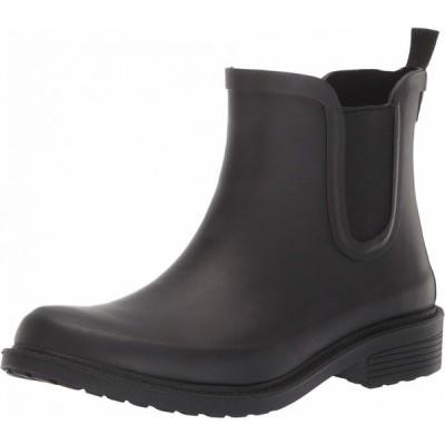 メイドウェル Madewell レディース レインシューズ・長靴 チェルシーブーツ シューズ・靴 The Chelsea Rain Boots True Black