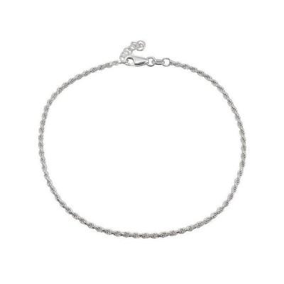 アクア レディース ブレスレット・バングル・アンクレット アクセサリー Rope Chain Ankle Bracelet - 100% Exclusive