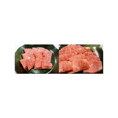 ふるさと納税 K015◇淡路ビーフ(神戸ビーフ)A4ロース・カルビ 焼き肉用(計1kg) 兵庫県洲本市