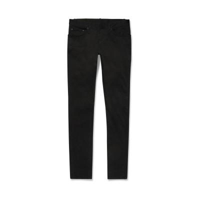 バレンシアガ BALENCIAGA パンツ ブラック 31 コットン 97% / ポリウレタン 3% パンツ