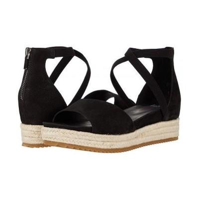 Eileen Fisher アイリーンフィッシャー レディース 女性用 シューズ 靴 ヒール Island - Black Nubuck