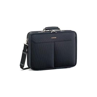 アタッシュケース メンズ B4F 2ルーム 42cm 日本製 豊岡製鞄 ビジネスバッグ PHILIPE LANGLET #21122