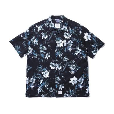 "APPLEBUM/アップルバム/""Flower"" S/S Aloha Shirt"