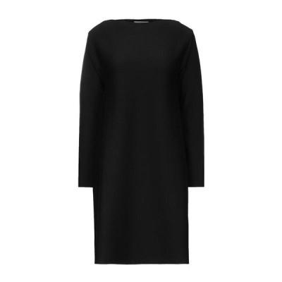 AROVESCIO ニットドレス ファッション  レディースファッション  ドレス、ブライダル  パーティドレス ブラック