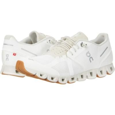 オン On レディース ランニング・ウォーキング シューズ・靴 Cloud 2.0 White/Sand