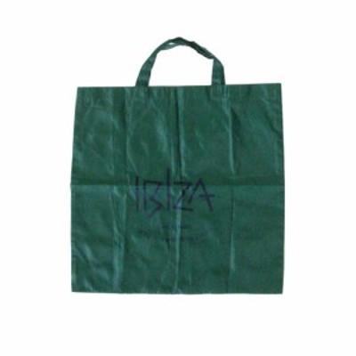 IBIZA イビザ ナイロンショッピングロゴトートバッグ (鞄) 115842【中古】