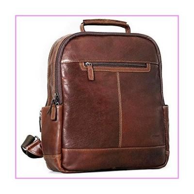 【送料無料】Voyager Compact Convertible Backpack/Crossbody #7534 (Brown)【並行輸入品】