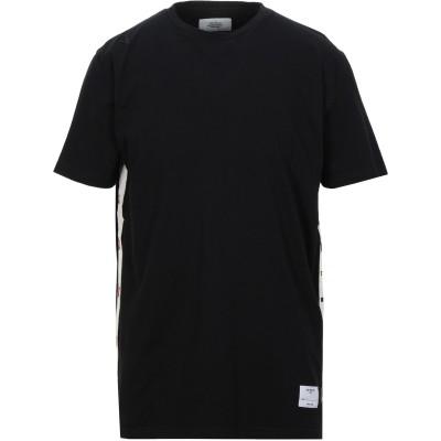 ジ・エディター THE EDITOR T シャツ ブラック XL コットン 100% T シャツ