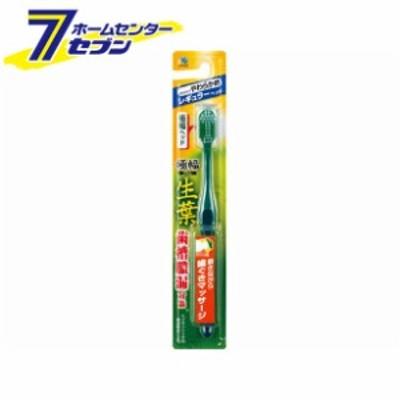 生葉(しょうよう)極幅ブラシ 歯ブラシ レギュラーヘッド やわらかめ小林製薬 [ハブラシ はぶらし]