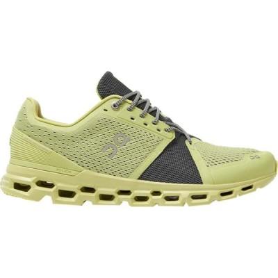 オン ON Running メンズ ランニング・ウォーキング シューズ・靴 Cloudstratus Running Shoe Pistachio/Grey