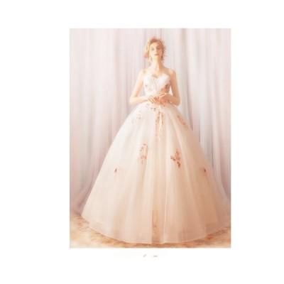 ウェディングドレス エンパイア  二次会ドレス シンプルエンパイアドレス ウェディングドレス・二次会ドレス 花嫁ドレススワニーエンパイアドレス