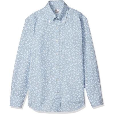 ワセダヤシャツ ワイシャツ 日本製 早稲田屋 ドレスカジュアル 長袖シャツ ボタンダウン 綿100% レギュラーフィット メンズ 91101