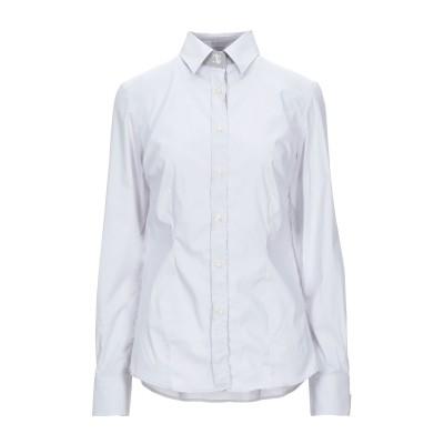EMISPHERE シャツ ライトグレー 46 コットン 72% / ナイロン 25% / ポリウレタン 3% シャツ