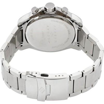 Joseph Abboud Navy Dial Stainless Steel Men's Watch JA3212S648-004, Si
