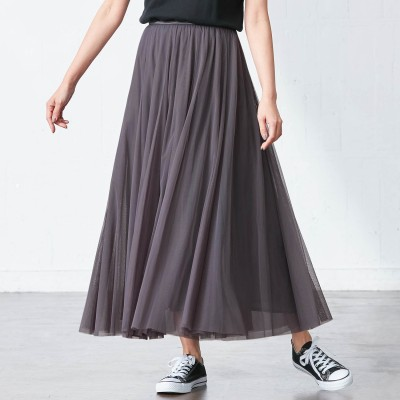 ボリュームチュールスカート(スタイルノート/StyleNote)