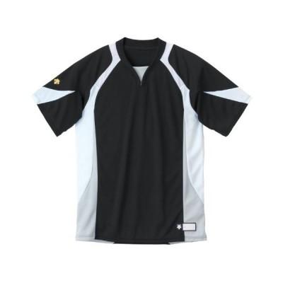 DESCENTE(デサント) DB-113 カラー:BKWH サイズ:XO セカンダリーシャツ