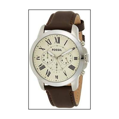 [フォッシル] 腕時計 GRANT グラント FS4735 メンズ [並行輸入品]