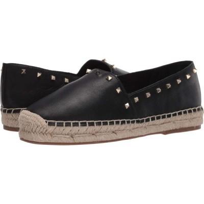 スティーブン ニューヨーク STEVEN NEW YORK レディース ローファー・オックスフォード シューズ・靴 Erie Black Leather