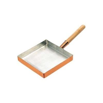 05-0035-0101 銅玉子焼 関東型 15cm (0500350101)