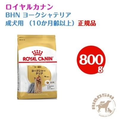 ロイヤルカナン ヨークシャーテリア 成犬〜高齢犬用(800g)【配送区分:P】