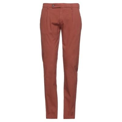 ベルウィッチ BERWICH パンツ 赤茶色 44 コットン 62% / ポリウレタン® 33% / ポリウレタン 5% パンツ