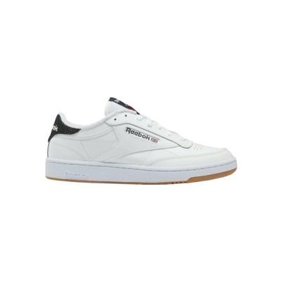 リーボック スニーカー メンズ シューズ CLUB C 85 SHOES - Trainers - white