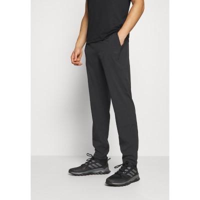 カサル カジュアルパンツ メンズ ボトムス SLIM PANTS - Tracksuit bottoms - black