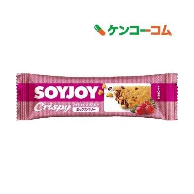 SOYJOY(ソイジョイ) クリスピー ミックスベリー ( 25g*12本入 )/ SOYJOY(ソイジョイ)