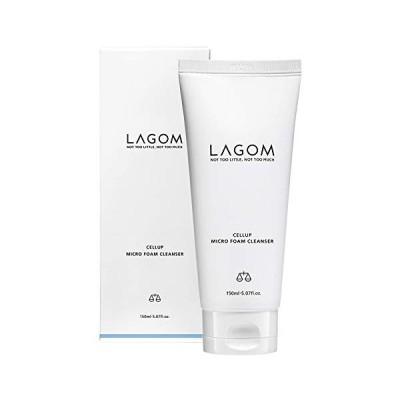 ラゴム セルロプマイクロフォームクレンザー 150ml / LAGOM Cellup Micro Foam Cleanser 150ml (