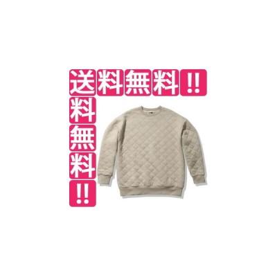 ヘリーハンセン HELLY HANSEN キルトクルー(ユニセックス) [サイズ:WM] [カラー:オートミール] #HOE32061-OM Quilt Crew