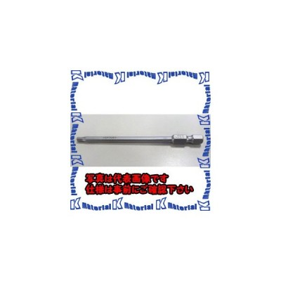 【代引不可】【個人宅配送不可】ESCO(エスコ) 3.0x89mm ドライバービット EA611BS-11A [ESC118918]