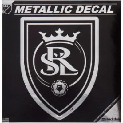 Stockdale ストックデール スポーツ用品  Real Salt Lake Metallic Decal