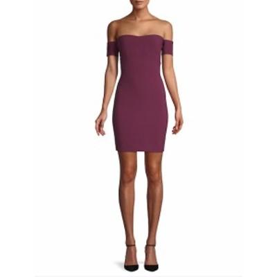 ライクリー レディース ワンピース Ainsley Off-the-Shoulder Mini Dress