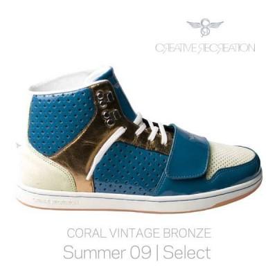 【SALE】CR8 CR429 CESARIO Select Coral/Vintage/Bronze クリエイティブレクリエーション セサリオ セレクト コーラル/ヴィンテージ/ブロンズ