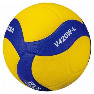 ミカサ MIKASA MIKASA ミカサ バレーボール軽量4号球 小学生用 練習球 V420WL