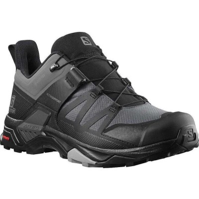 サロモン Salomon メンズ ハイキング・登山 シューズ・靴 X Ultra 4 GTX Shoe Magnet/Black/Monument