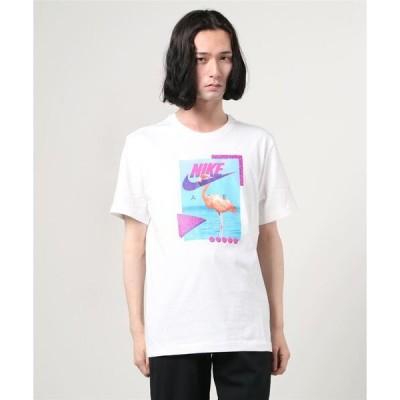 tシャツ Tシャツ NIKE ナイキ AS M NSW TEE BEACH FLAMINGO ショートスリーブ DD1283 100WHITE